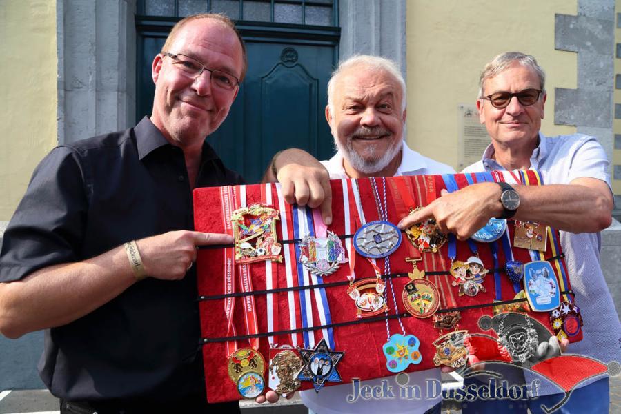 Doppelsieg für die Düsseldorfer Originale