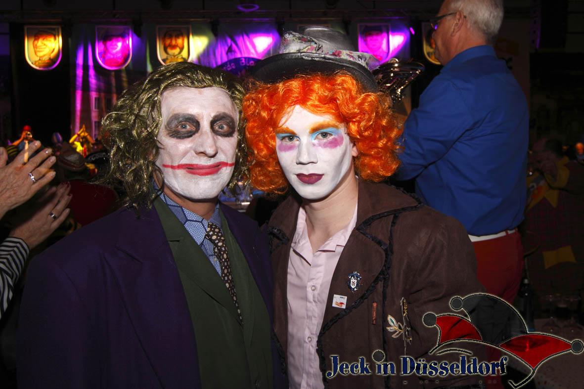Start :: Jeck in Duesseldorf - Karneval